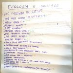 ECOLOGIA E SOCIALE